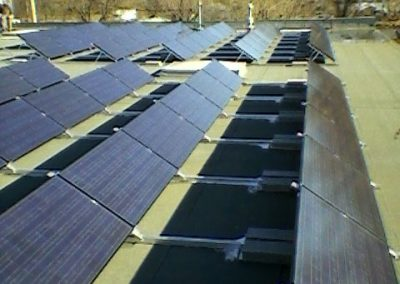 Cresswell Richardson Supply Solar Installation