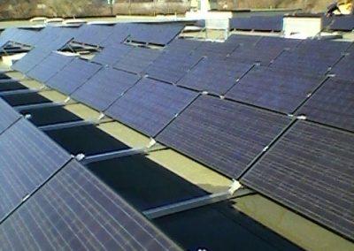 Truck & Trailer Solar Installation
