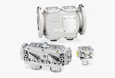 Siemens Gas Shut Off Valves