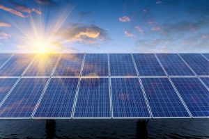 Harnessing the sun's power with solar panels can be both environmentally and economically advantageous.
